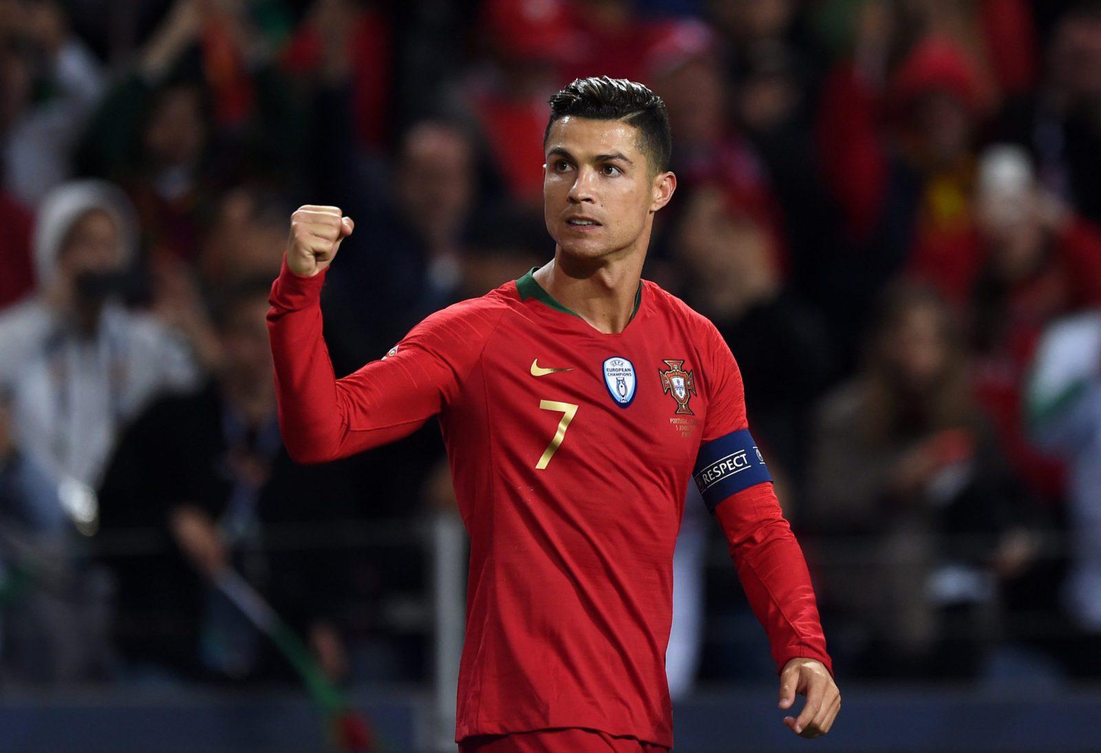 Cristiano Ronaldo: al doilea cel mai bun marcator din istoria fotbalului
